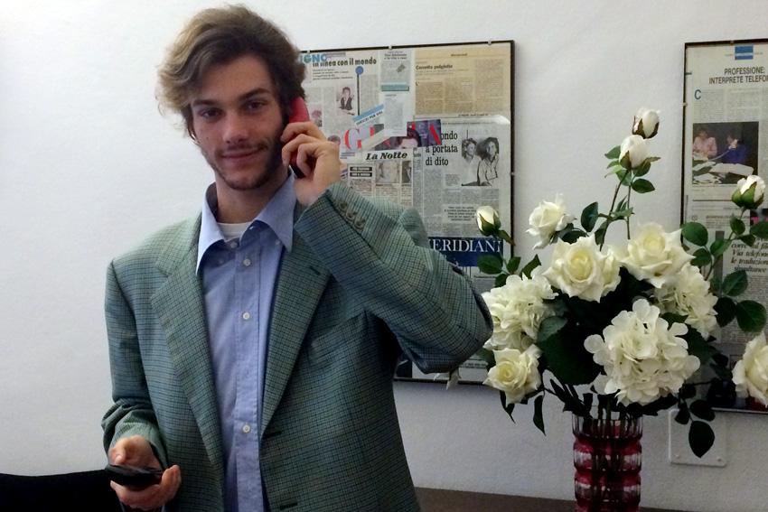 Servizio interpretariato telefonico a Milano